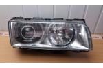 Фара BMW E38 -98 хром правая