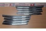 Накладки решётки радиатора (к-т) Passat 97 - 2000